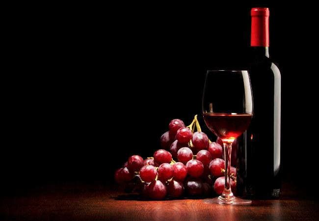 Wpływ półwytrawnego wina na zdrowie