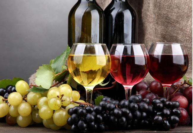 Rodzaje wina